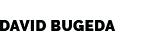 David Bugeda Logo